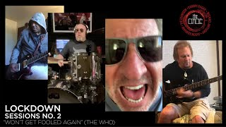 "Sammy Hagar & The Circle - ""Won't Get Fooled Again"" (Lockdown Sessions No. 2)"