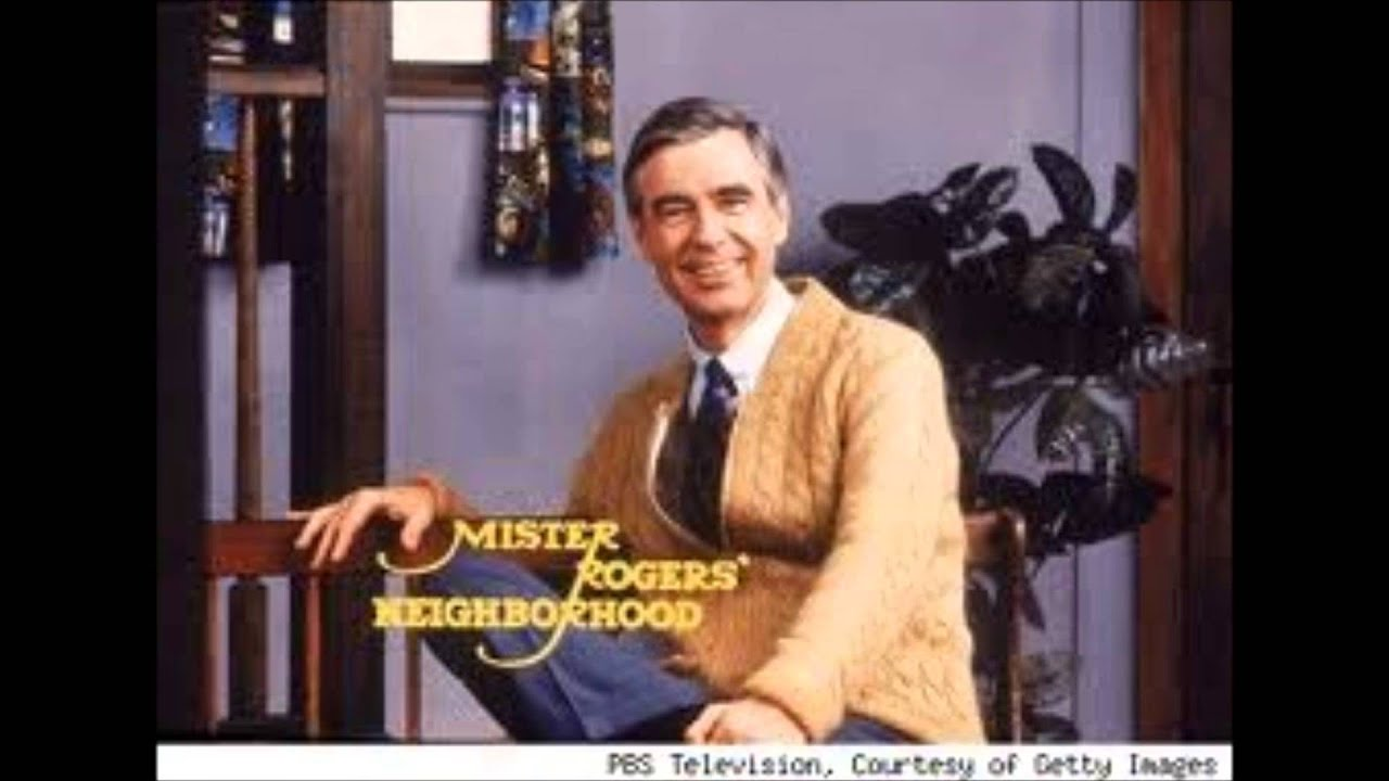 Mister Rogers Youtube - Year of Clean Water