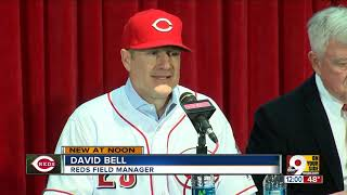 David Bell selected as Reds field manager