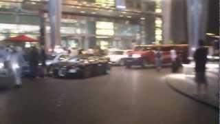 Dubai cars october 2012