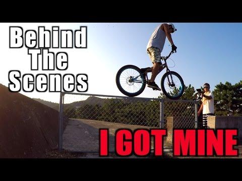 """""""I GOT MINE"""" Behind The Scenes - Tomomi Nishikubo"""
