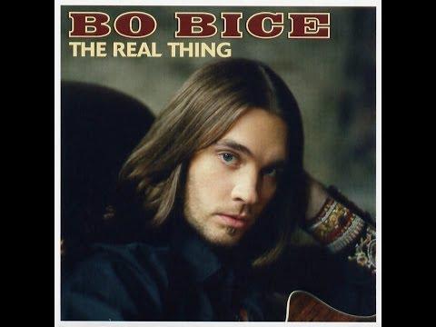 Bo Bice - The Real Thing (full album)