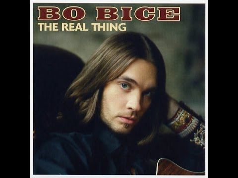 Bo Bice - The Real Thing (full album)