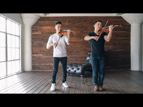 不該 (Shouldn't Be) - Jay Chou feat. aMei - Violin cover by Daniel Jang and Jason Chen