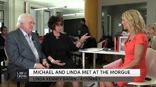 Linda Kenney Baden Talks with Lis Wiehl About Her High Profile Crime Couple Love Story