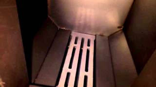Обзор мини-камина Вертикаль от Теплодара