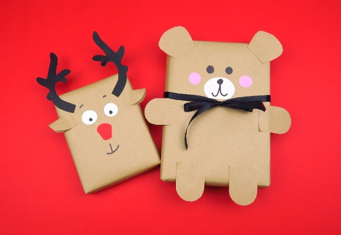 abbastanza Come incartare un regalo per Natale: le idee semplici e speciali  HZ88