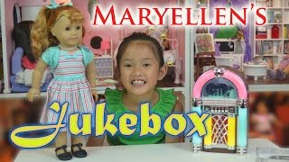 American Girl Doll Maryellen