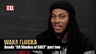Waka Flocka Reads