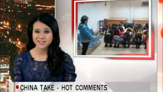 Legalize prostitution - China Take - Jan 24 ,2014 - BONTV China