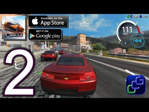 Gear Club Android IOS Walkthrough - Part 2 - High Village
