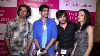 Barun, Sanaya, Mohit and Akshay Come Together for Women Empowerment | VIDEO