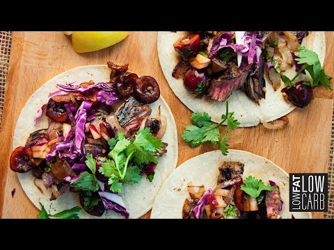 Easy Delicious Mexican Steak Taco Recipe