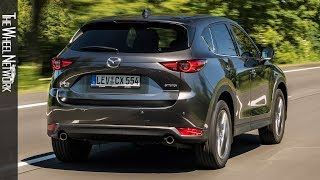 2020 Mazda CX-5 Skyactiv-D 2.2 (184 PS) MT AWD | Machine Grey | Driving, Interior, Exterior