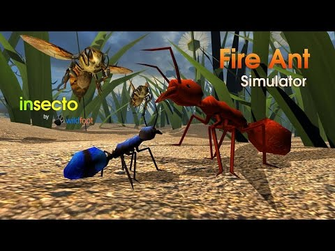 Fire Ant Simulator - Android / iOS - Gameplay HD