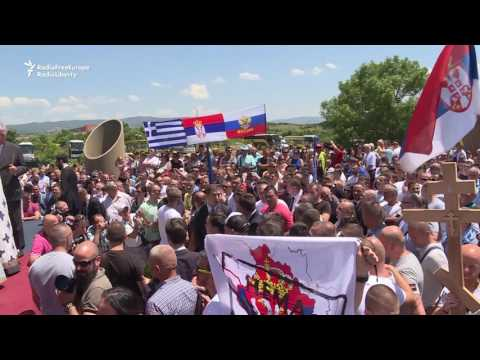 Serbs In Kosovo Celebrate Saint Vitus Day