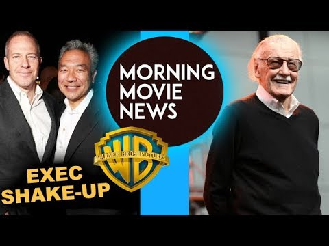 Warner Bros Executive Shake-Up, Stan Lee Sexual Harassment Accusations