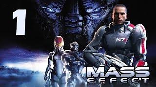 Mass Effect #1 - Напад на Іден Прайм