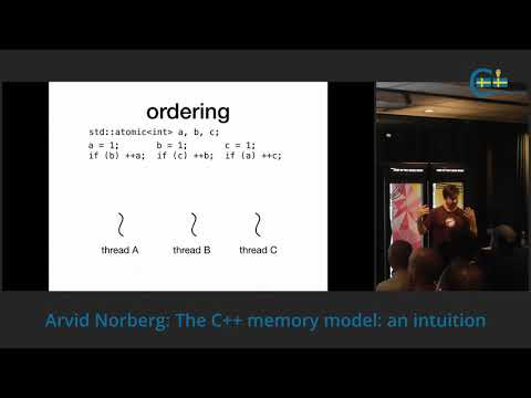 Arvid Norberg: The C++ Memory Model: An Intuition