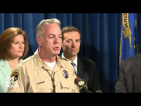 WATCH: Police update Las Vegas shooting news