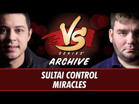 2/9/17 - Tom VS. Todd: Sultai Control VS. Miracles [Legacy]