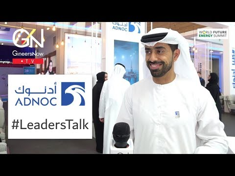 #LeadersTalk with ADNOC