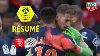 Nîmes Olympique - Montpellier Hérault SC ( 1-1 ) - Résumé - (NIMES - MHSC) / 2018-19