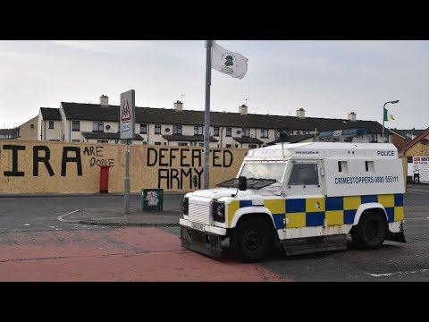 توقيف شابين بعد مقتل صحافية في إيرلندا الشمالية  - نشر قبل 17 ساعة