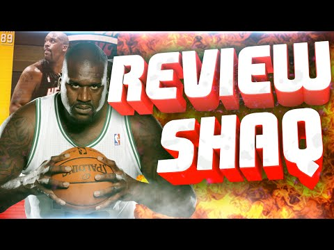 NBA 2K16 | SHAQUILLE O'NEAL '06 REVIEW
