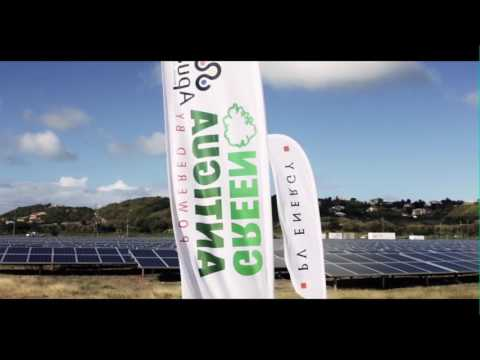 sun2live solar power plant @ V.C. Bird International Airport Antigua