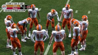 Alabama vs Clemson 2016-17 CFP National Title Simulation - NCAA Football 06 for PS2