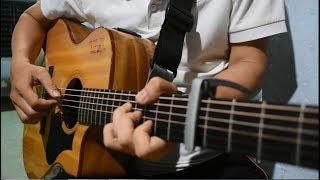 (Thu Phương) CHƯA BAO GIỜ | Guitar Cover