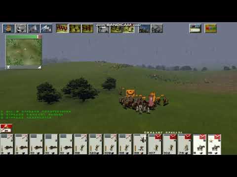 Medieval Total War. Фракция Альмохады 28-я серия Битва во Франконии.