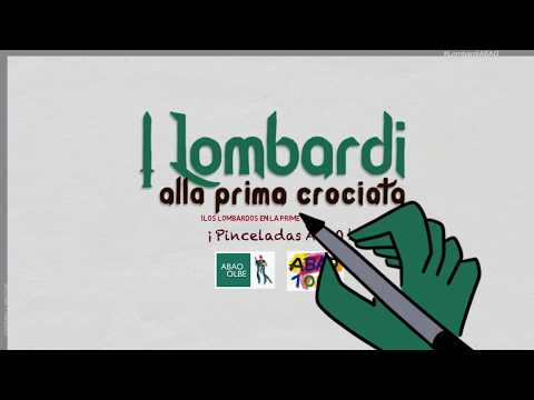 I Lombardi a pinceladas from YouTube · Duration:  3 minutes 1 seconds