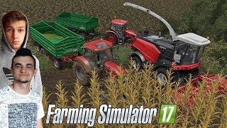 """Sąsiedzka pomoc czyli QQ na Kiszonkę 2018 Farming Simulator 17 """"Sąsiedzkie zmagania""""#31 ㋡/w Tanas"""