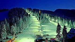 видео Лучшие горнолыжные курорты Болгарии