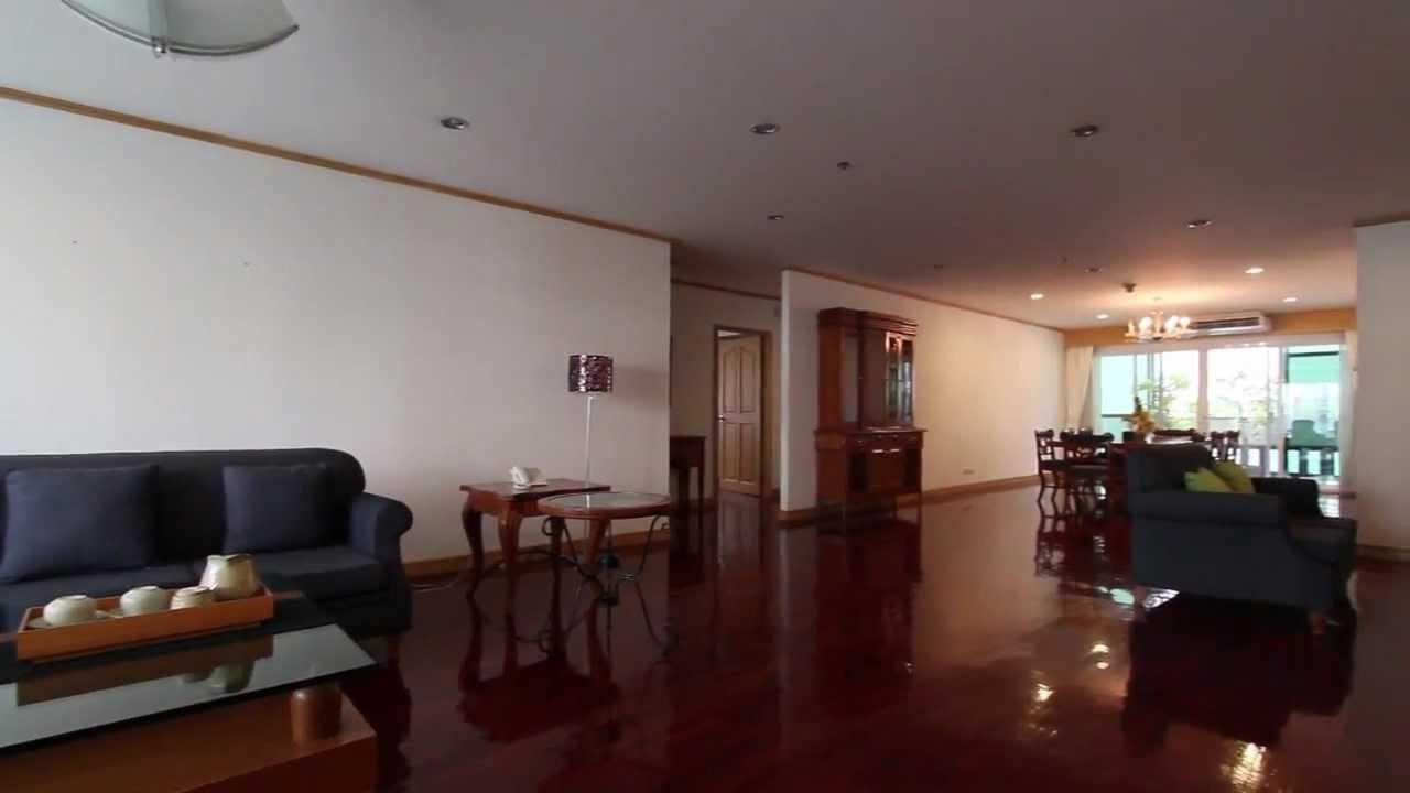 GM Tower Apartment 3 Bedroom Apartment For Rent I Bangkok