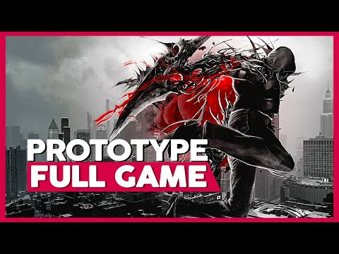 Prototype 1   Full Gameplay/Playthrough   PS4   No Commentary thumbnail