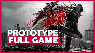 Prototype 1 | PS4 | Full Gameplay/Playthrough | No Commentary