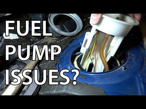 Fixing BMW Fuel Pump Issues DIY – E53 Rescue