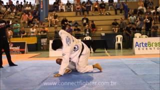 Gabriel Rosa vs Igor Ribeiro Marques Brasilia Open de Jiu Jitsu   FBJJE Connect Fighter