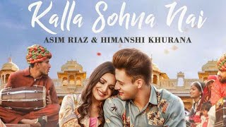 Kalla Sohna Nai - Neha Kakkar Singer Song Video Music Lyrics - Spider Audio Library