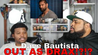 Dave Bautista to QUIT GOTG for James Gunn! | OUR TAKE!
