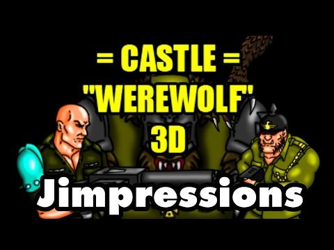 CASTLE WEREWOLF 3D - The Furred Reich