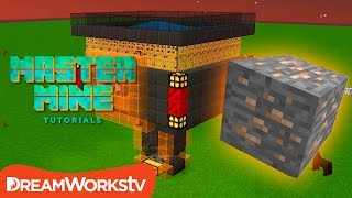 Get UNLIMITED IRON in MINECRAFT with an Iron Golem Generator | MASTER MINE TUTORIALS