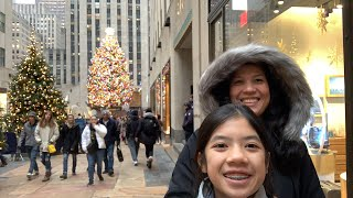 Live from New York City!😄