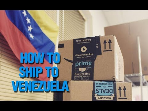 How to ship to Venezuela from anywhere in the world
