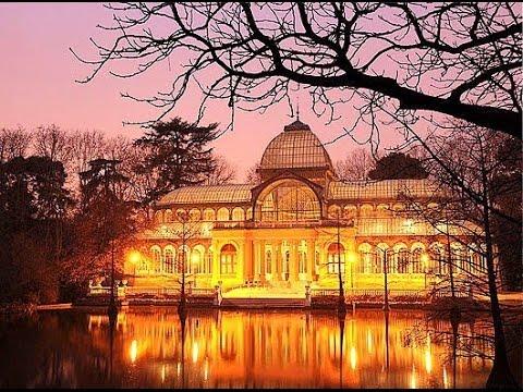 "Palacio de Cristal ""Crystal Palace"" Madrid  #Vlog19"