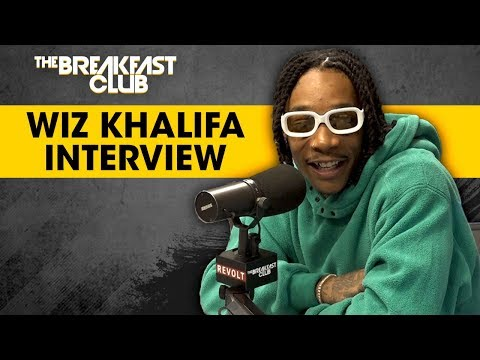 Wiz Khalifa Answers Stoner Questions, Talks Creating Waves,
