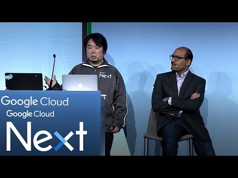 Infuse Your Business with Machine Learning (Google Cloud Nex